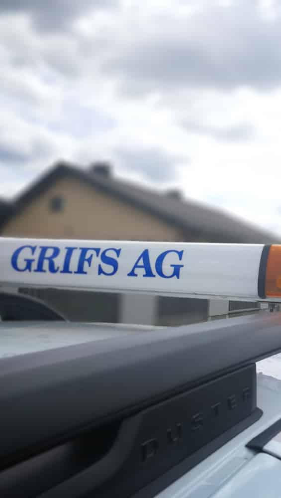 Grifs AG Gyvenviečių apsauga