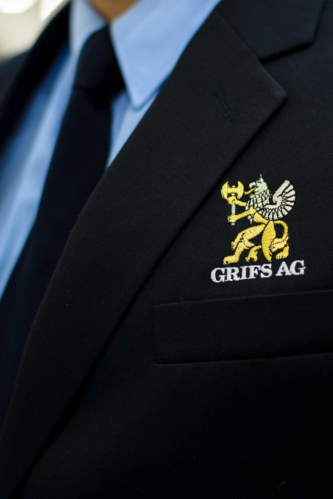 Grifs AG Fizinės apsaugos paslaugos
