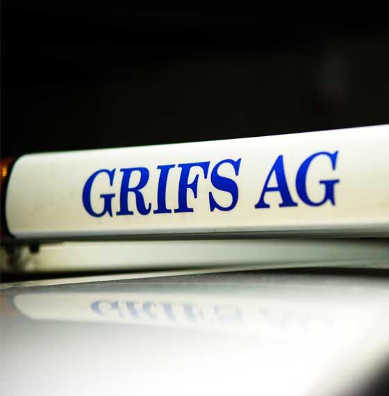 Grifs AG Techninės apsaugos sprendimai verslui