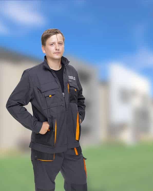 Grifs AG Sistemų gedimų šalinimas ir techninė priežiūra