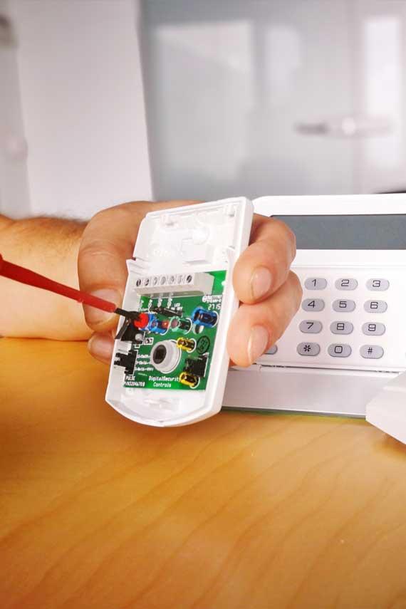 Grifs AG Apsaugos sistemų gedimų šalinimas ir techninė priežiūra